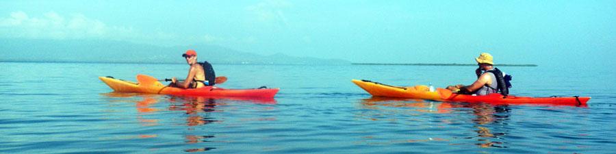 sortie kayak guadeloupe